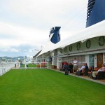 The Lawn Club on the Celebrity Equinox