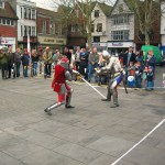 A Tlittle Medieval Fun at the Festival of St. George