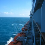 At Sea on the North Atlantic