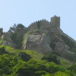The Castle Above Sintra