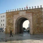 The City Gate of Tunis