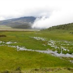 Clouds and Wetlands of Cotopaxi