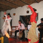 Flamenco Performance in Buenos Aires