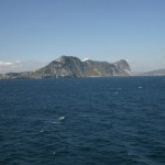 The Approach to the Straits of Gibraltar