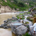Hot Springs on the Colca River