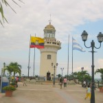 Lighthouse at Las Penas - Guayaquil