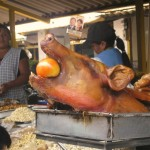 Little Piggy Who Went to Market