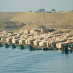 Egyptian Military Camp - Suez Canal
