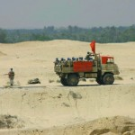 Our Egyptian Army Military Escort