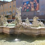 The Fountain of the 4 Rivers - Piazza Navona