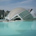 In New Valencia - City for the Arts and Sciences
