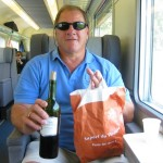 A Picnic on the Train