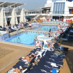 The Pool on the Celebrity Equinox