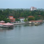 The Port of Cochin