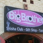 Shisha Bar - for After Diving Relaxation