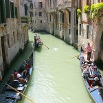 A Residential Canal - Venice