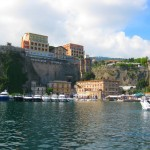 Sorrento on the Cliffs Above the Adriatic