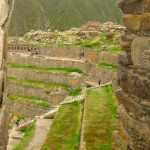An Incan Fortress