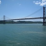 Cruising on the Tagus