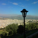 Above Fes