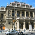 The Budapest Opera House