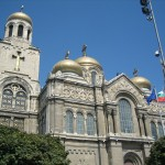 The Cathedral of the Assumption - Varna