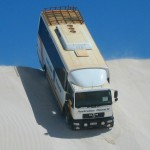 The Dune Bus