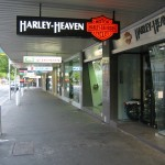 Another Closed Harley Davidson Shop[