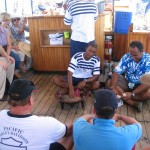 Making the Kava - en route to x
