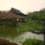 Grounds of the Kyoto Temple