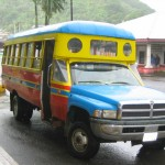 Local Transportation in Pago Pago