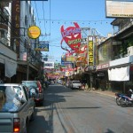 Main Street Pattaya