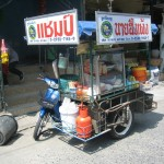Pattaya Street Food Cart