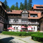 Peles Castle - Summer Home of Romanian Royalty