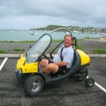 The Scooter Car