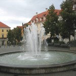 The Regensburg Town Square