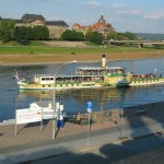 The Wehlin on the Elbe