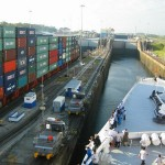 A Tight Squeeze in the Gatun Locks
