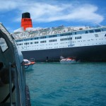 Tricky Tendering on and off the QE2