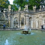 The Fountains of the Zwinger