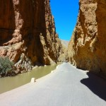 The Dades River Gorge