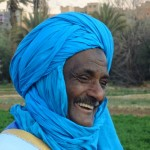 Our Local Guide in Teneghir
