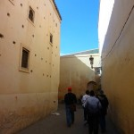 In the Streets of the Medina