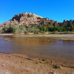 The River at Ait Benhaddou