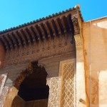 Entrance to the Saadian Tombs