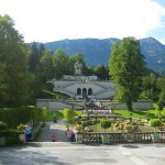 Gardens at Linderhof
