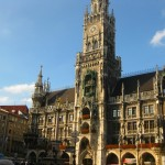 Rathaus (Town Hall) of Munich