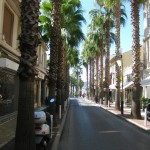 The Streets of Juan Les Pins