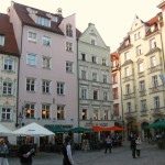 The Aldstadt (Old Town) Munich