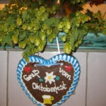 Hops and Oktoberfest Cookies